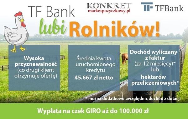 TF Bank lubi rolników !!! Kliknięcie w obrazek spowoduje wyświetlenie jego powiększenia
