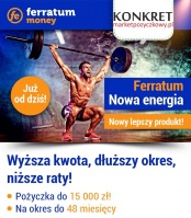 FERRATUM MONEY w ofercie KONKRET!