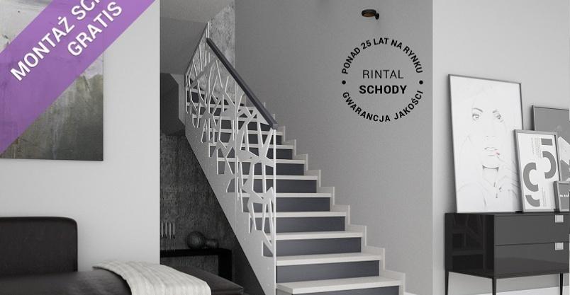 Schody Rintal w listopadzie montaż gratis ! Kliknięcie w obrazek spowoduje wyświetlenie jego powiększenia