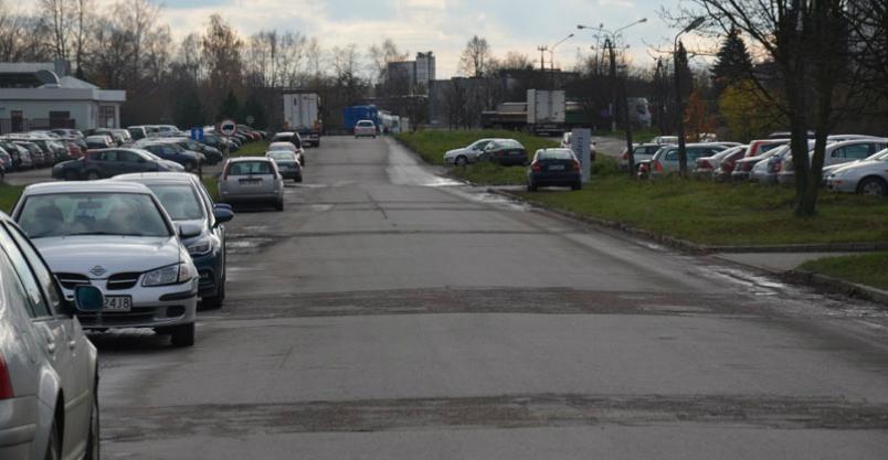 Ulica Mazowiecka doczekała się remontu Kliknięcie w obrazek spowoduje wyświetlenie jego powiększenia
