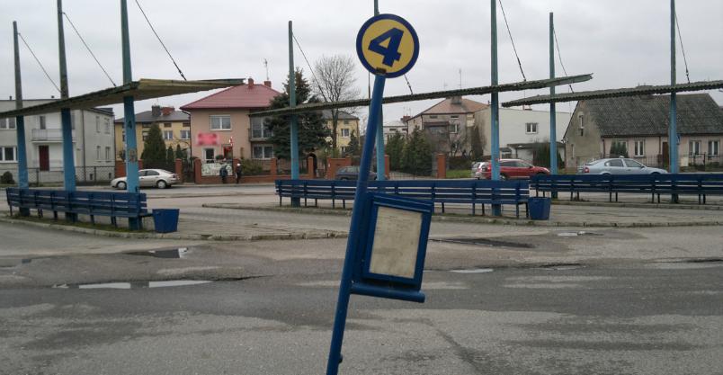 Dworzec PKS do likwidacji Kliknięcie w obrazek spowoduje wyświetlenie jego powiększenia