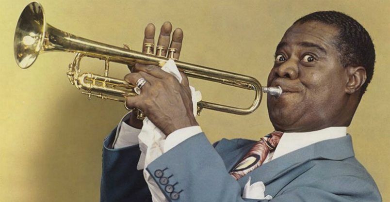 Wieczór Louisa Armstronga – koncert w ramach  Swing Club na Mazowszu Kliknięcie w obrazek spowoduje wyświetlenie jego powiększenia