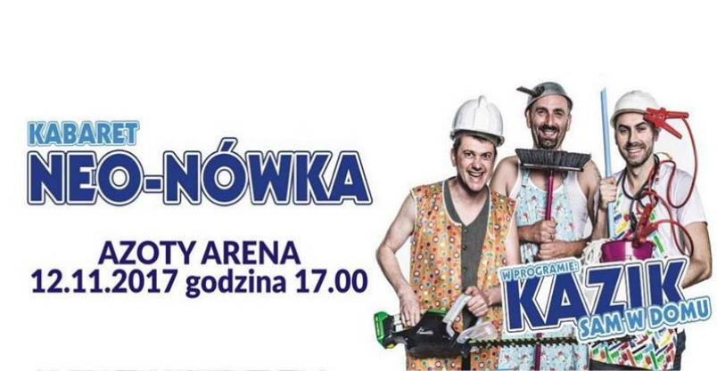 Kabaret Neo-Nówka w Płońsku Kliknięcie w obrazek spowoduje wyświetlenie jego powiększenia