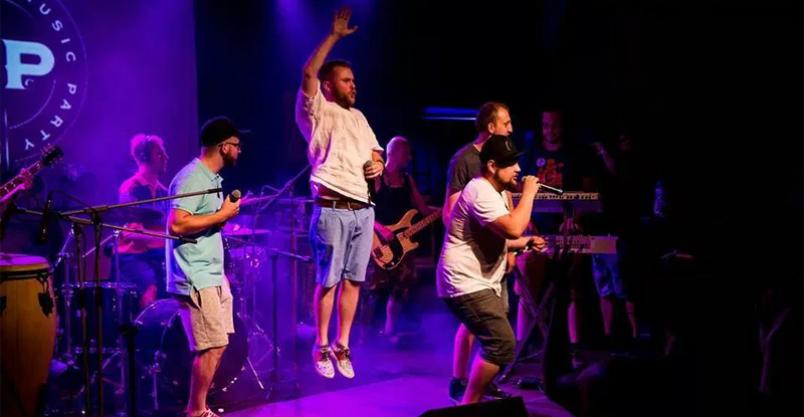 Koncert reggae i impreza taneczna Kliknięcie w obrazek spowoduje wyświetlenie jego powiększenia
