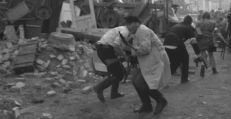 """Życie miasta w '44. """"Niemcy ze strachu kładli się w rowach"""" Kliknięcie w obrazek spowoduje wyświetlenie jego powiększenia"""
