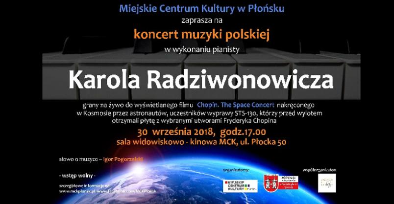 W kosmos z Chopinem,  Paderewskim i Karolem Radziwonowiczem Kliknięcie w obrazek spowoduje wyświetlenie jego powiększenia