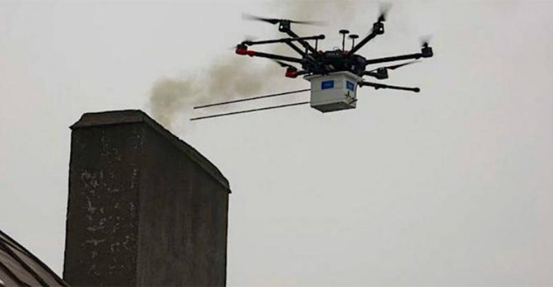 Spada temperatura rośnie smog Kliknięcie w obrazek spowoduje wyświetlenie jego powiększenia