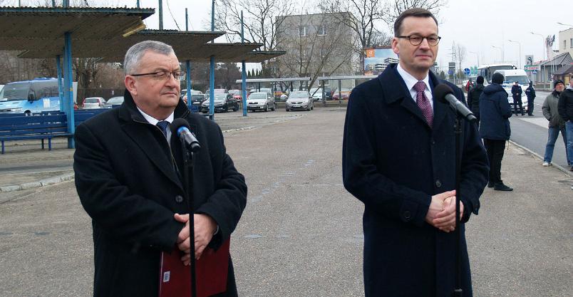 Wizyta premiera z pominięciem miejskiego samorządu Kliknięcie w obrazek spowoduje wyświetlenie jego powiększenia