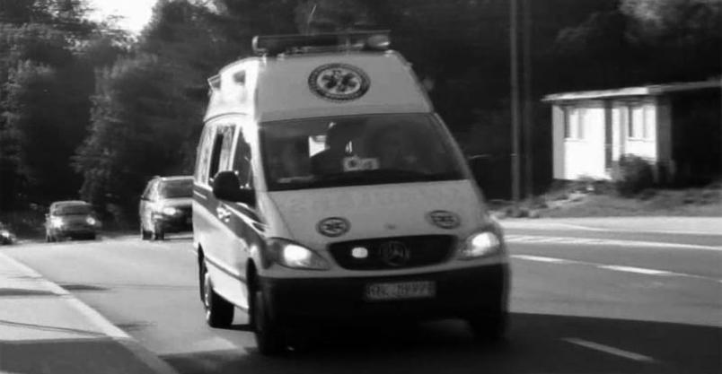 Zginął motocyklista Kliknięcie w obrazek spowoduje wyświetlenie jego powiększenia