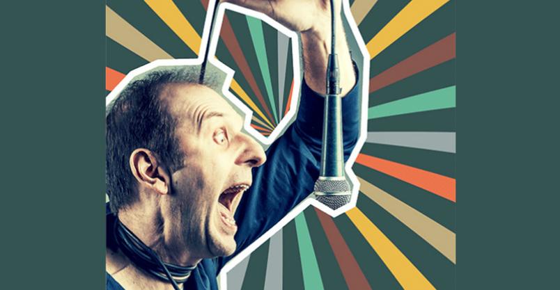 Pierwszy stand-up show w historii Płońska  Kliknięcie w obrazek spowoduje wyświetlenie jego powiększenia