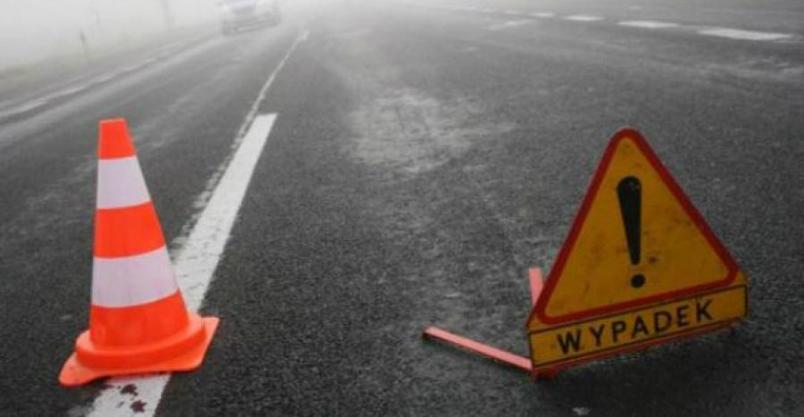 Zginął kierowca skutera Kliknięcie w obrazek spowoduje wyświetlenie jego powiększenia