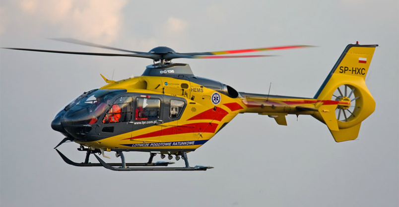 [AKTUALIZACJA] Dwie osoby ranne w Młyńsku. Interweniowało Pogotowie lotnicze Kliknięcie w obrazek spowoduje wyświetlenie jego powiększenia