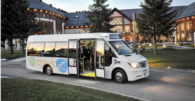 Na ulicach płońska pojawi się autobus elektryczny Kliknięcie w obrazek spowoduje wyświetlenie jego powiększenia