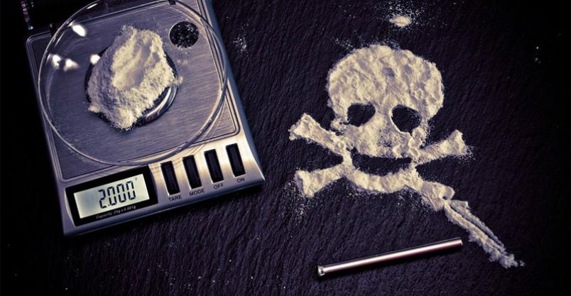Groźny narkotyk uszkadzający mózg. Zatrzymane dwie osoby Kliknięcie w obrazek spowoduje wyświetlenie jego powiększenia