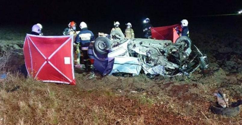 Zginął 28-letni kierowca  Kliknięcie w obrazek spowoduje wyświetlenie jego powiększenia