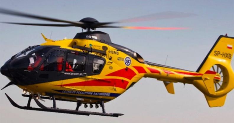 4 osoby ranne. Interweniowało pogotowie lotnicze Kliknięcie w obrazek spowoduje wyświetlenie jego powiększenia