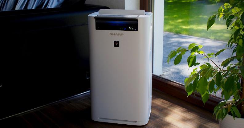 Doskonałe powietrze dzięki oczyszczaczom  Kliknięcie w obrazek spowoduje wyświetlenie jego powiększenia
